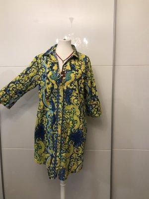 Antica Santoria Sukienka tunika Wielokolorowy