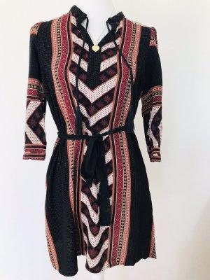 Forever 21 Longsleeve Dress multicolored