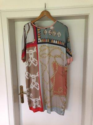 MARCCAIN Sukienka tunika Wielokolorowy