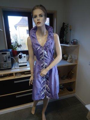 Biba Robe à manches courtes violet-violet