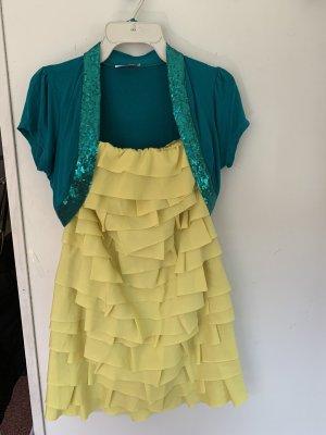 Kleid und Jäckchen von Orsay