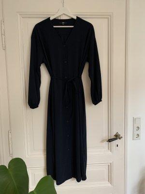 Kleid Uniqlo Dunkelblau