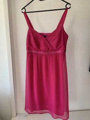 Kleid V-Ausschnitt Pailletten Esprit