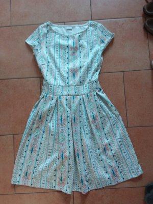 Lascana Sukienka midi jasnoniebieski