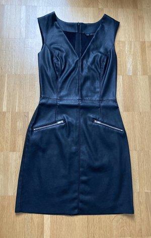kleid v. Zara in schwarz Gr. XS