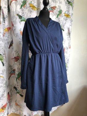 Vero Moda Robe à manches longues multicolore polyester
