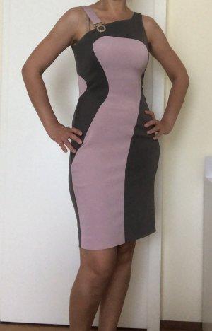 Versace Collection Pencil Dress light grey-light pink