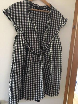 Kleid Vichykaro Zara