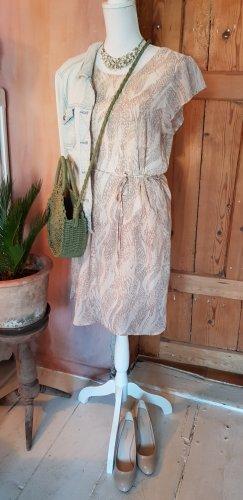 Kleid Vila Clothes M in Beige Paisley