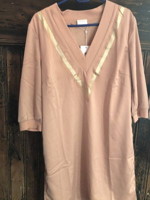 Villa Robe t-shirt or rose