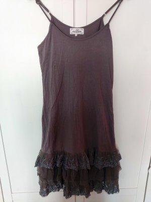 Denim Dress grey violet-dark grey