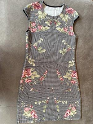 Alexander McQueen Sukienka mini Wielokolorowy Bawełna