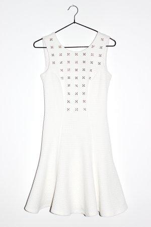 Kleid von Almari Größe 38 weiß