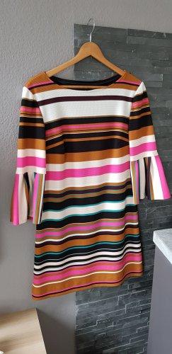 Ana Alcazar Mini vestido multicolor