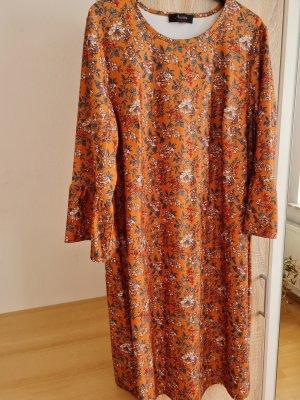 Aniston Casual Sukienka z długim rękawem Wielokolorowy