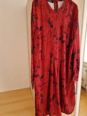 Aniston Selected Robe à manches longues rouge brique-rouge carmin