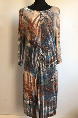 Apanage Jeansowa sukienka Wielokolorowy