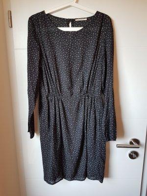 Armedangels Robe mi-longue noir