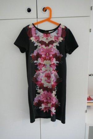 Asos Babydoll-jurk zwart Polyester