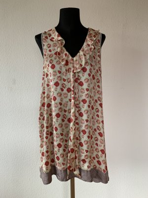 Avoca Babydoll-jurk veelkleurig