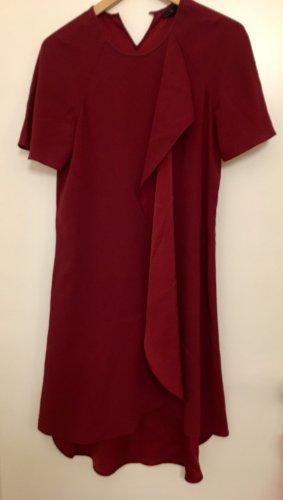 BCBGMAXAZRIA Sukienka koktajlowa bordo-głęboka czerwień