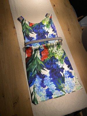 Blugirl Blumarine Sukienka bez ramiączek Wielokolorowy