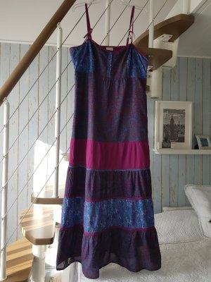 Bonaparte Pinafore dress magenta-lilac