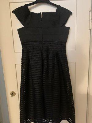 Boohoo night Babydoll-jurk zwart