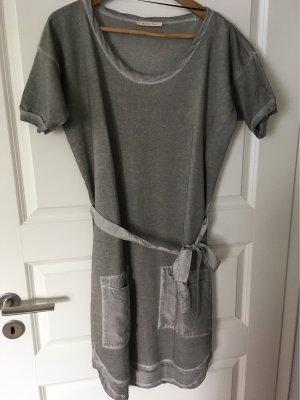 Boss Orange Robe t-shirt argenté-gris clair