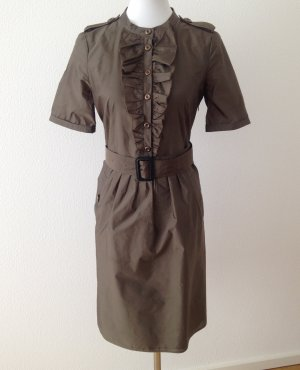 Burberry Dress green grey