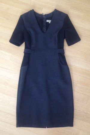 Burberry Midi Dress black-anthracite