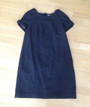Burberry Midi-jurk antraciet Wol