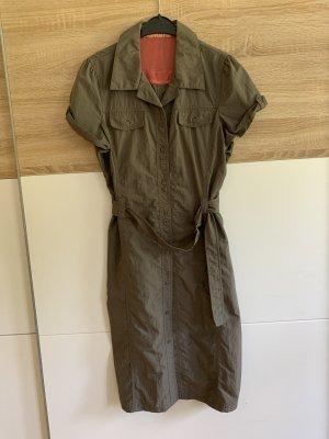 C&A Shortsleeve Dress ocher