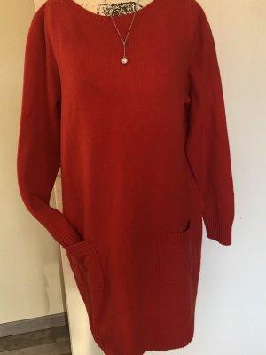 Kleid von C. Berg , Gr.42 100% Wolle