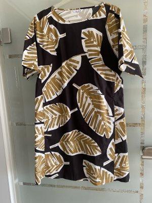 Caliban Shortsleeve Dress multicolored