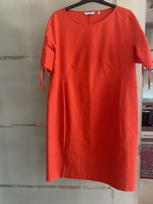 Caliban Shortsleeve Dress red-brick red