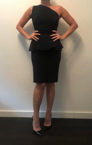 Chiara Boni Peplum jurk zwart