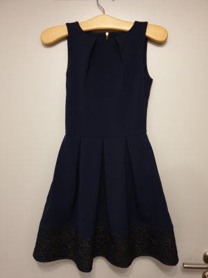 Closet Midi Dress dark blue