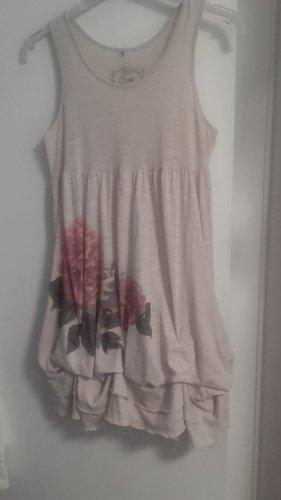 CO2 Babydoll Dress light grey