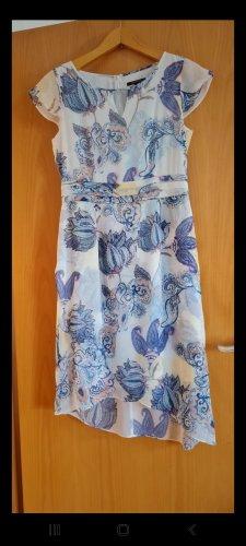 Comma Shortsleeve Dress light blue