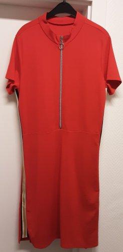 CoolCat Shortsleeve Dress red