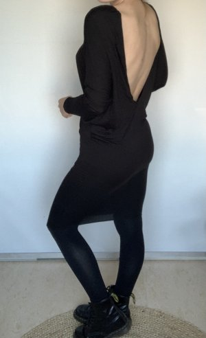 COS Robe stretch noir