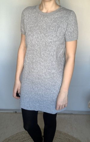 COS Shortsleeve Dress light grey-grey
