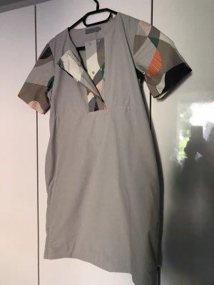 COS Robe courte argenté