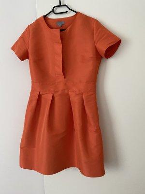 COS Mini-jurk zalm