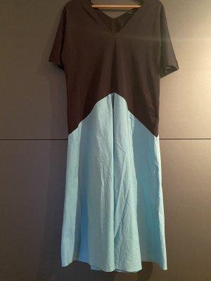 COS Robe à manches courtes multicolore