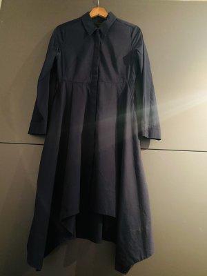 COS Sukienka midi ciemnoniebieski
