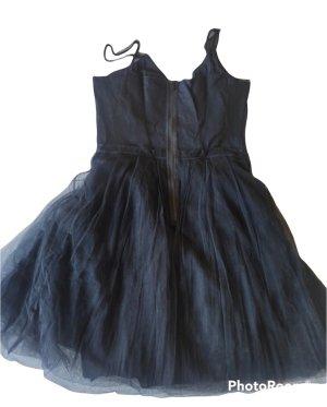 COS Vestido línea A negro