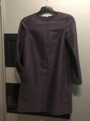 COS Robe trapèze gris anthracite