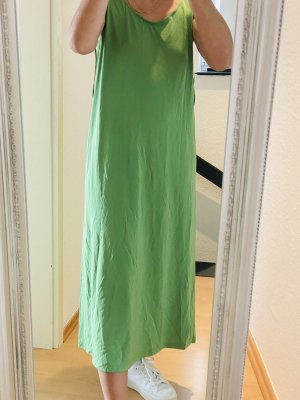 COS Vestido a media pierna verde